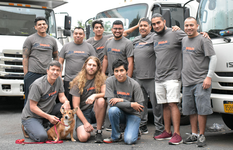 Picture of best movers Brooklyn